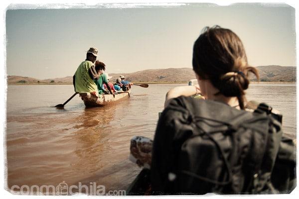 Partimos por el Tsiribihina