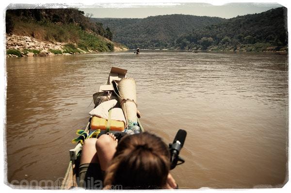 Segunda jornada por el río Tsiribihina