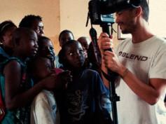 Aulas para la libertad, el último proyecto de Fotógrafos en Acción