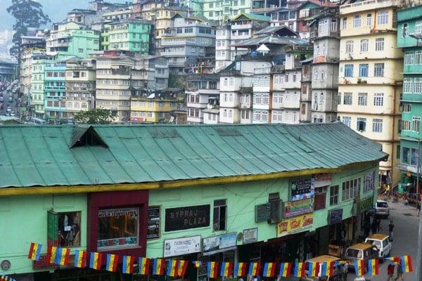 Itinerario de viaje a India: Imagen de Gangtok