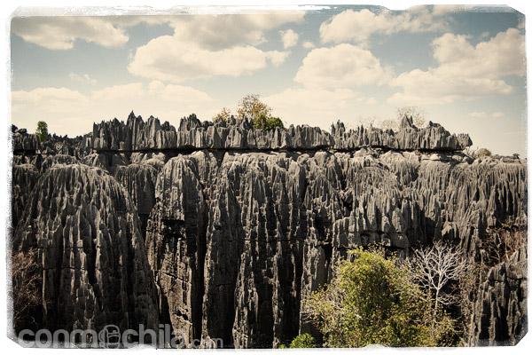 Impresionantes las vistas del Grand Tsingy
