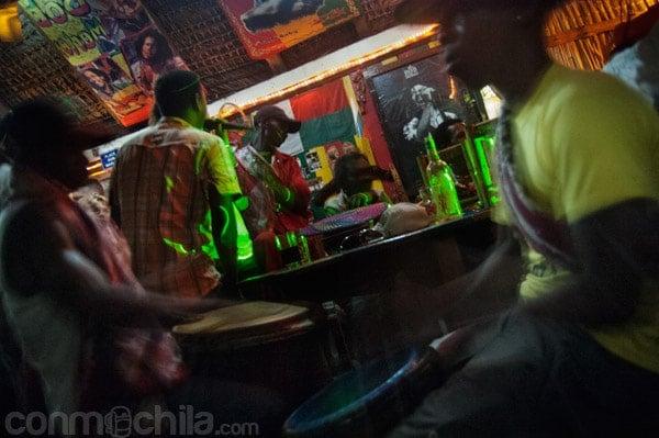 Percusión!!