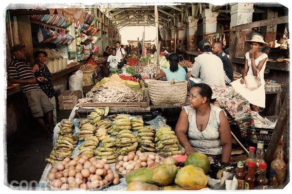 El mercado de Morondava