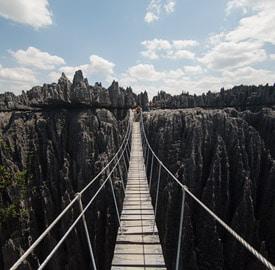 Tur río Tsiribihina y Grand Tsingy