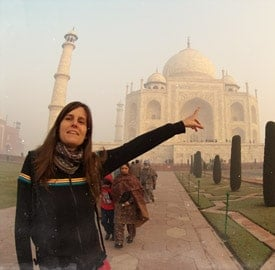 Taj Mahal, yo estuve allí!!!