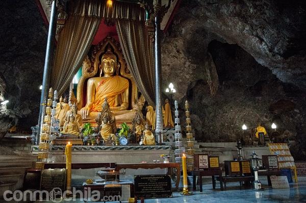 La imagen de Buda