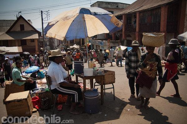 Mercado de los sábados