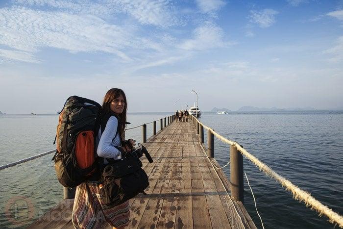 Itinerario de viaje a Tailandia y Singapur: Rumbo a Koh Phangan