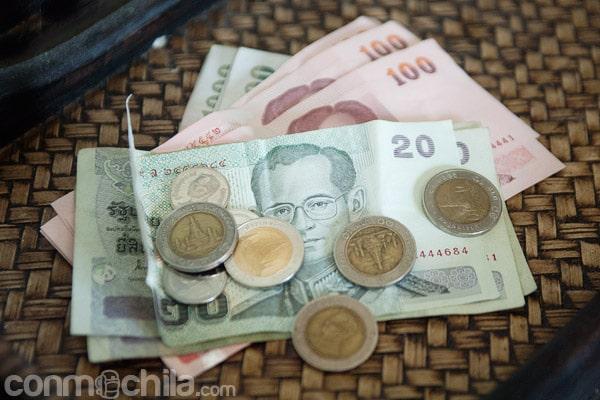 Moneda de Tailandia: el bath