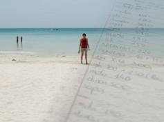 Presupuesto para viajar a Tailandia y Singapur durante 40 días