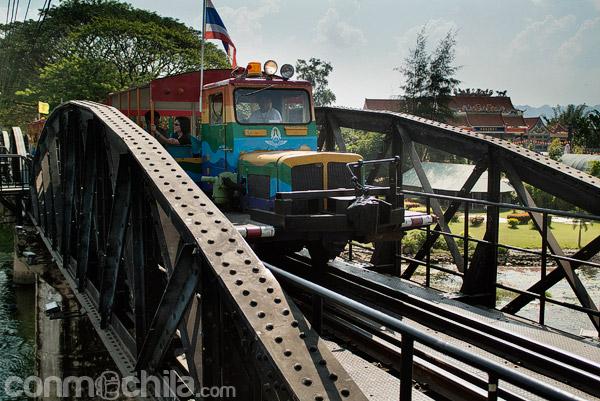 El tren turístico