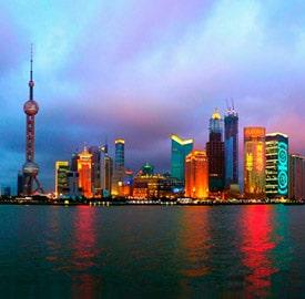 Escapada a Shanghai