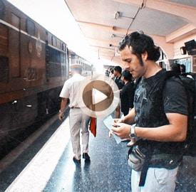 Vídeo 10 Tailandia - Trayecto en tren de Lopburi a Phitsanulok