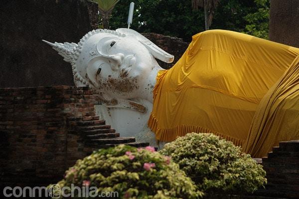 El Buda reclinado de 7 metros