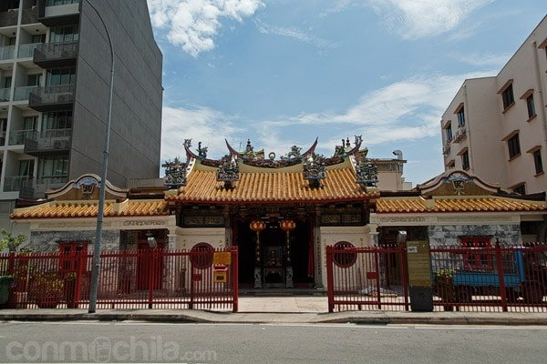 Leong San See Temple