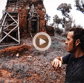 Ciudad perdida de Mahendraparvata - Camboya