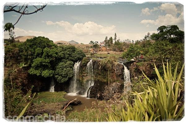 Las cascadas que fuimos a ver