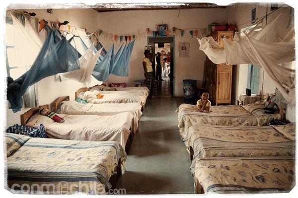 La habitación de los más pequeños