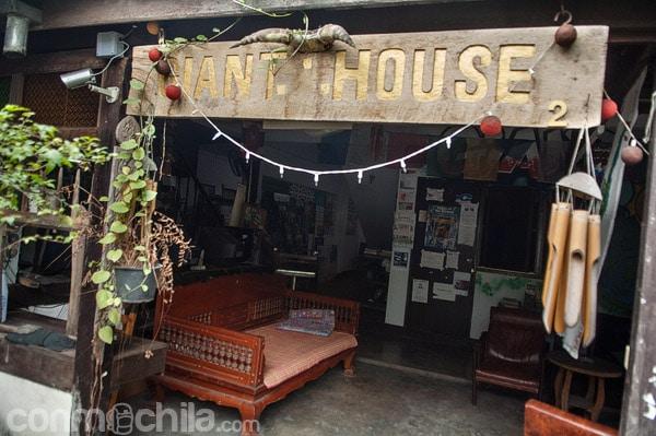 Giant house 2 en Chiang Mai