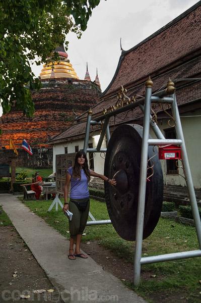 El famoso gong