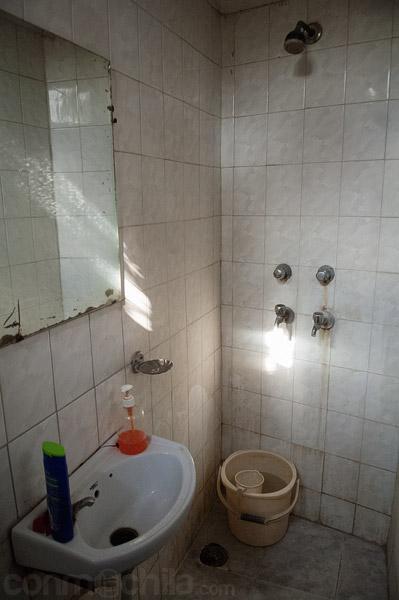 Y el baño