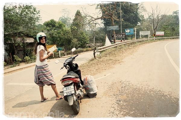 Notando los primeros efectos del Songkran