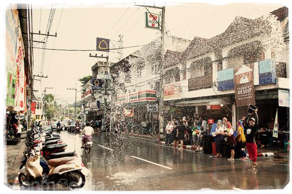 Festival del Songkran