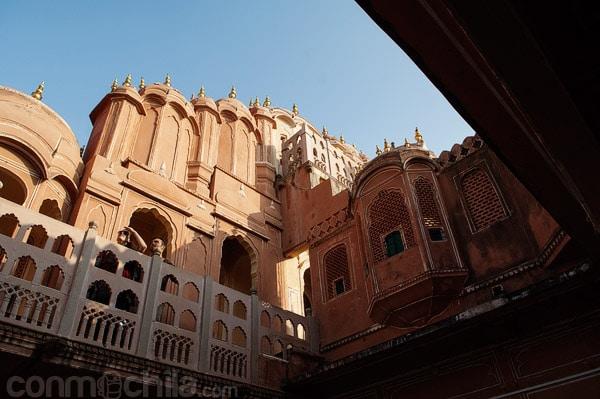 Otro detalle del palacio