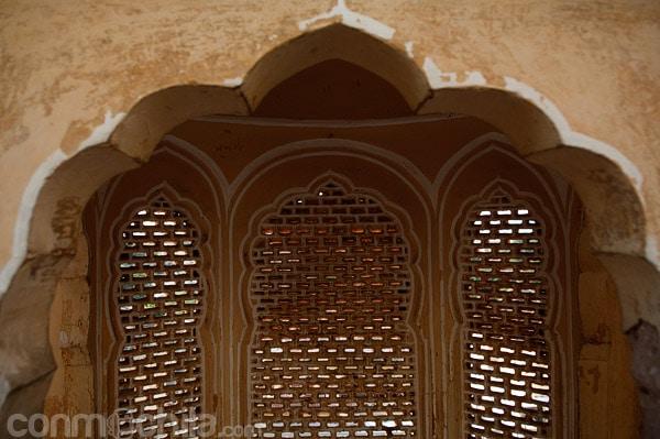 Más detalles de los acabados de las ventanas