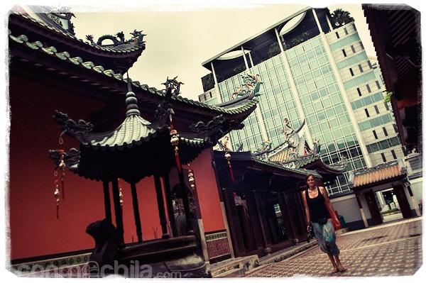 En el Thian Hock Keng Temple