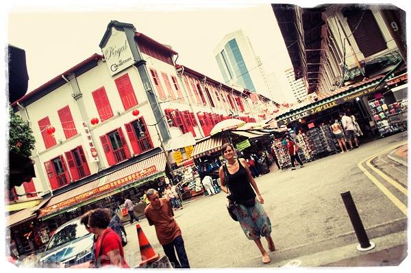 Volviendo a Chinatown