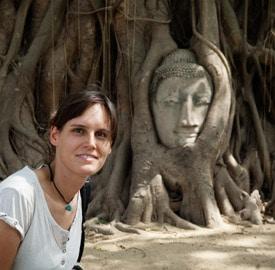 Yo estuve allí: Templos de Ayutthaya