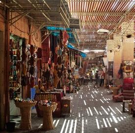 Mercados tradicionales del mundo