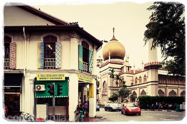 El barrio de Kampong Glam