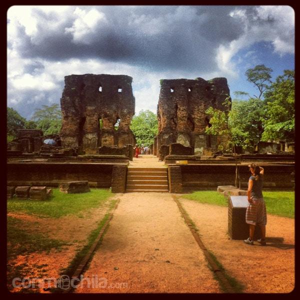 Polonnaruwa, foto sacada de nuestra cuenta de Instagram