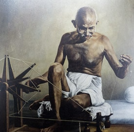 Sabarmati Ashram de Gandhi