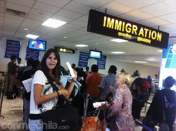¡A por el visado!