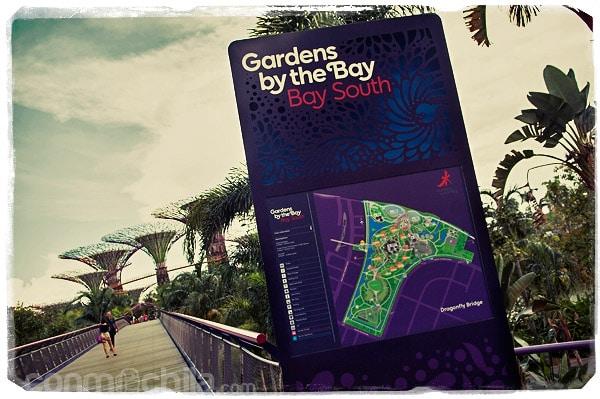 Bienvenidos a Gardens by the Bay