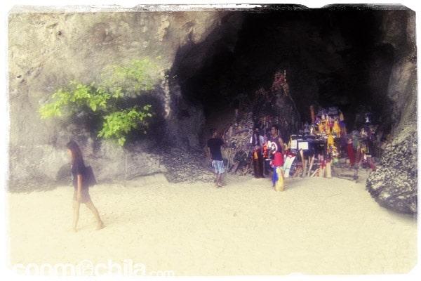 La cueva de los falos