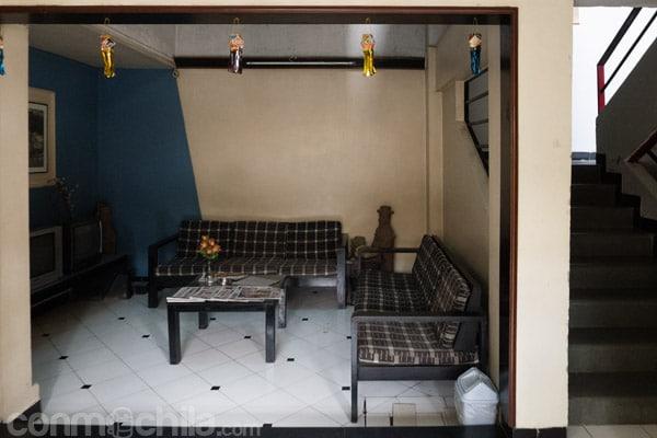 El salón de estar