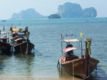 Itinerario de viaje a Tailandia en 27 días de Lola y Jandro
