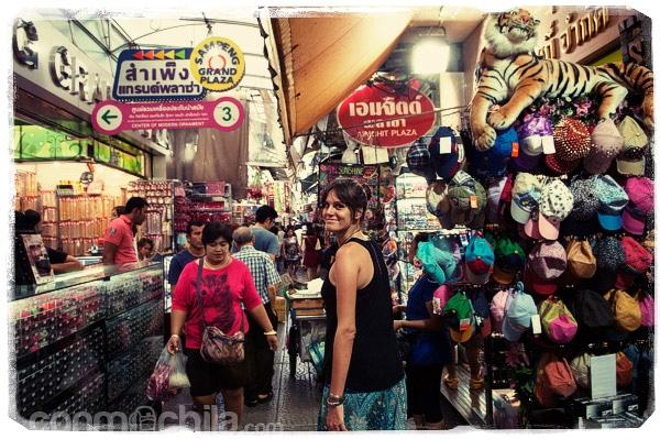 Nos adentramos en Chinatown