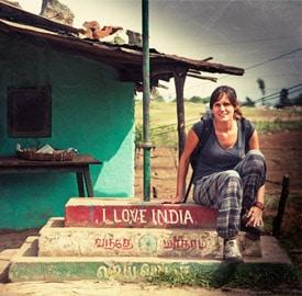 Itinerario India 4 meses Carme y Toni