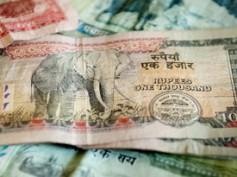 La rupia nepalí, información sobre la moneda de Nepal y los cajeros