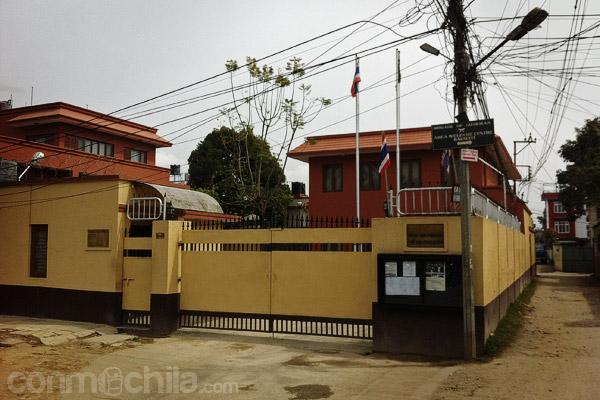 Embajada de Tailandia en Nepal