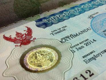 Consigue el visado de Tailandia en Nepal paso a paso