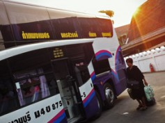 NUEVO Vip bus para ir de Kanchanaburi a Chiang Mai (y viceversa)