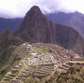 Itinerario de viaje a Perú y Bolivia