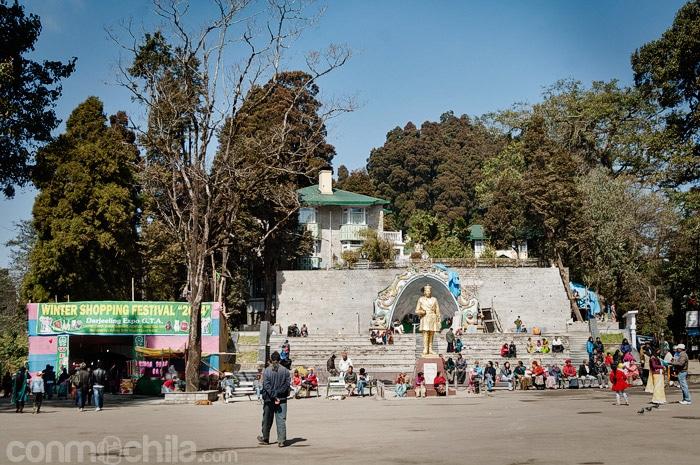 Plaza del Chowrasta