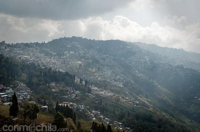Vistas de Darjeeling
